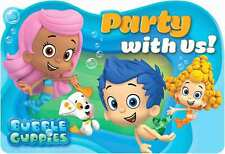 New Bubble Guppies Birthday Party Supplies Tableware & Balloons Decorations