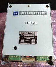 VEB NUMERIK Steuergerät TDR 20 Antriebs-Steller 185x200x185mm 7,8kg gebraucht