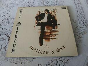 CAT STEVENS. MATHEW & SON/ NEWMASTERS. 2 LPS GATEFOLD. DERAM/LONDON. 1967