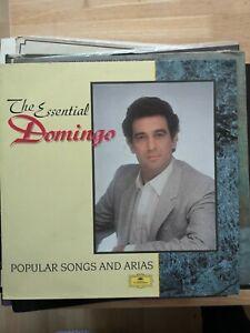 PLACIDO DOMINGO - The Essential - VINYL LP