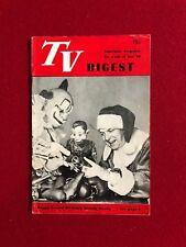 "1949, Howdy Doody, ""TV DIGEST""  (Scarce) (Christmas Edition)"