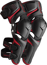 EVS Epic Knee & Shin Guards Motocross Dirt Bike Downhill MTB LARGE-XL