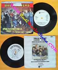 LP 45 7'' BAD MANNERS Special r n b party four e.p. 1981 germany no cd mc dvd