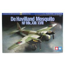 Tamiya De Havilland Mosquito NF Mk. XIII/XVII MODEL SET (échelle 1:72) 60765 New