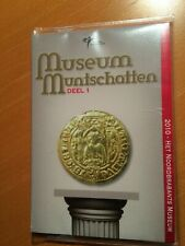 Nederland coin fair set 2010 museummuntschatten  I
