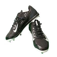 New listing NIKE BSBL Vapor Black Baseball Football Cleats 683895-010 Mens 14M