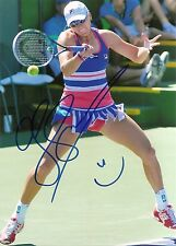 Yaroslava Shvedova Tennis 5x7 Photo Signed Auto
