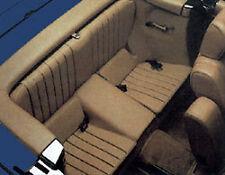 W107 Mercedes 280/250/420/450/560SL MB Tex Vinyl Rear Folding Jump Seat