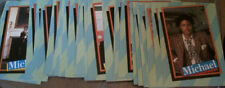 MICHAEL JACKSON CARDS Series 2 Set (33) '84 No Stickers
