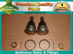 2 REAR LOWER BALL JOINT FOR 200SX S13 89-94