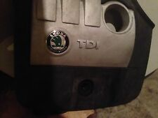 SKODA FABIA Engine Cover Tdi
