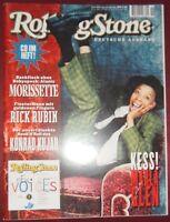 Rolling Stone 11/1995: Marla Glen / Alanis Morissette / K. Kujau / Foo Fighters