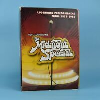 Burt Sugarman's The Midnight Special - 9 DVD Box Set - Legendary Performances