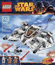 LEGO - STAR WARS - 75049 - SNOW SPEEDER - Brand New
