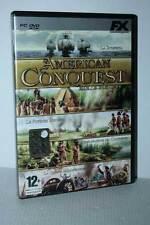 AMERICAN CONQUEST EDIZIONE ORO USATO OTTIMO PC DVD VERSIONE ITALIANA RS2 52036