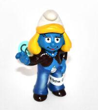 """20524-""""Trendy Schlumpfinchen""""#Schleich-Schlumpf-Smurf-NEU*Fähnchen-NEW*tag!!"""