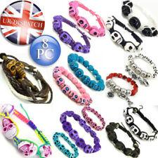 Modeschmuck-Armbänder aus Sterlingsilber Perlen