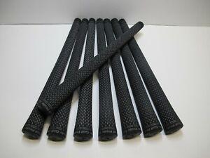 NEW Stock - 8 Brand New Golf Pride, Tour Velvet 360 Black/gray (New look)