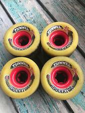 Tunnel Skateboards Krakatoa Slide Longboard wheels