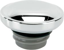 Drag Specialties Chrome Screw-In Gas Cap for L96-12 Models 03-0305-A-BC221