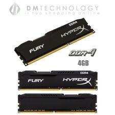 MEMORIA RAM 4GB DDR4 HYPERX FURY 2133MHz CL14 DIMM SKYLAKE KINKSTON HX421C14FB/4