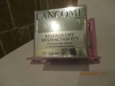 Lancome Renergie Lift Multi Action EYE Cream .5 oz Brand new! Sealed box