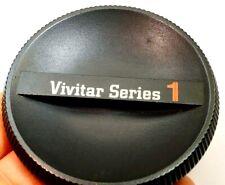 Vivitar 72mm Front Lens Cap for screw in type