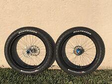 Nextie Carbon 650b  27.5x4.5 FAT Bike Custom Wheelset Onyx Hubs Sram XD W/Tires