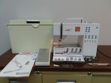 Bernina Activa 130 Sewing Machine, Hard Case and Foot Controller