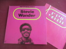 Stevie Wonder Anthology Vinyl Records