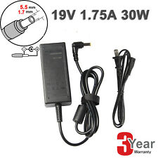 19V 1.58A FOR ACER ASPIRE ONE SERIES ZG5 CHARGER RLR AC ADAPTER POWER CORD NEW