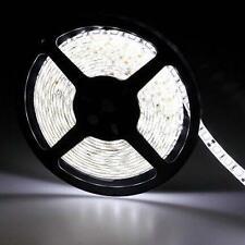 Découpable 3528 5M 300 leds blanc froid bande Lumière de bande flexible 12V  EA