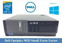 Dell Optiplex 9020 SFF Core i7-4790 3.6Ghz 8GB 256GB SSD PC Windows 10  WIFI