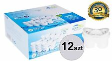 12 x ULTRA FILTERS COMPATIBLE WITH BRITA MAXTRA ELEMARIS MARELLA JUG CARTRIGES