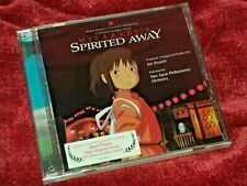 Spirited Away Cd Ebay