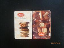 O-1542 +1543 Aus 1997, Delacre Biscuits, 3000er, Full