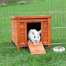 Trixie Small Animal Wooden Home Hideaway Rabbit Guinea Pig 62391