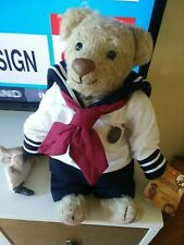 Midwest Of Cannon Falls, Sagamore Hill, Archibald Bear With Tag With Defects
