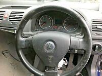 VW GOLF MK5 CLOCKS,INSTRUMENT CLUSTER, SPEEDO