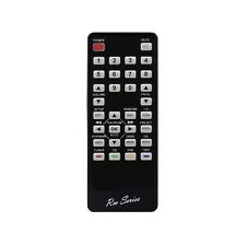 Bush MCD07DAB Remote Control Replacement with 2 free Batteries