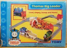 Thomas the Tank Engine & Friends Thomas Big Loader Complete Playset Vintage 2001