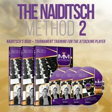 MASTER METHOD - The Naiditsch Method 2 - GM Arkadij Naiditsch - Over 15 hours of