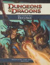 Dungeons & Dragons-D&D-4.0-Tieflings-Abenteuer-Rollenspiel-RPG-d20-New-Neu-rare