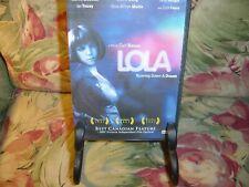 Lola - Running Down a Dream (Dvd, 2002) Sabrina Grdevich, Joanna Going, Janet Wr