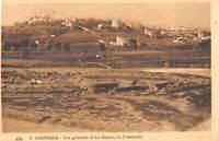 B105371 Tunisia Carthage Vue Generale et les Ruines de l'Amiraute