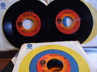 PRINCE & DILLON Little Does She Know/Diggin' Time THE RARE 45 and UNPLAYED NM-*