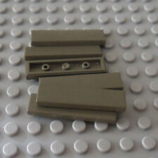 LEGO 6 Lot 1X4 Traditional Dark Gray Tile 10129 7190 4483 4511 10020 10022 10025