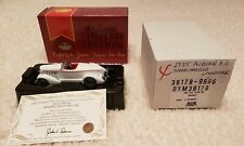 New Matchbox Collectors Limited Edition 1935 Auburn 851 Supercharged Speedster