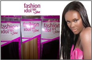 Sleek Fashion Idol 101 Hot Yaki Weave Like Human Hair Extension- 18inch