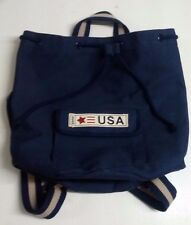 BMW USA Drawstring Backpack bag tote car